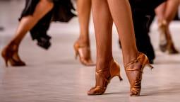 Советы по выбору обуви для бальных танцев