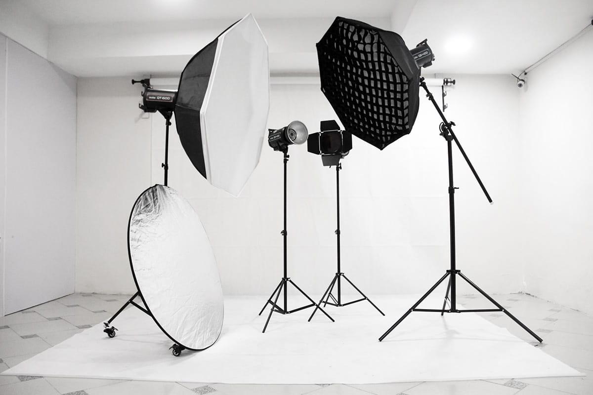 Открытие современной фотостудии на нашей фабрике