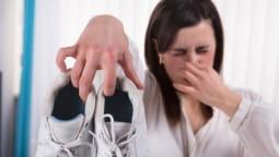 Как бороться с неприятным запахом обуви?