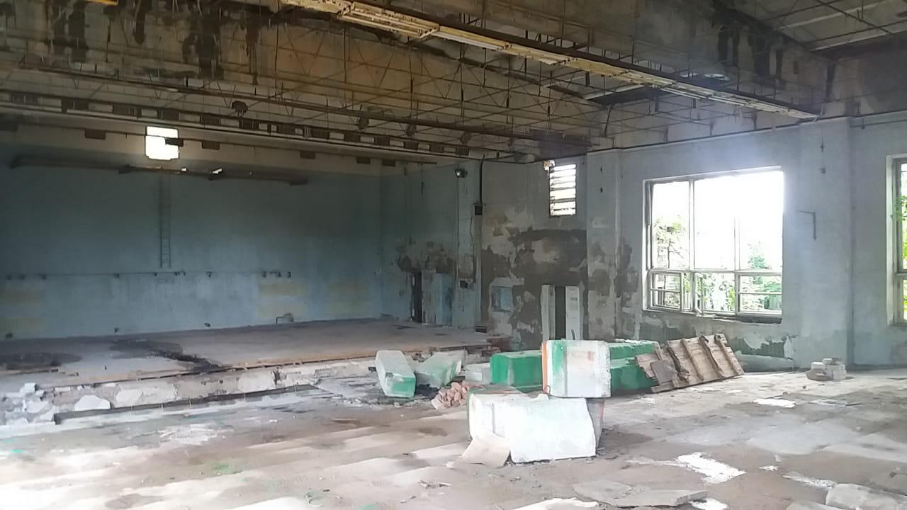 Старт строительства нового цеха фабрики спортивных товаров и обуви