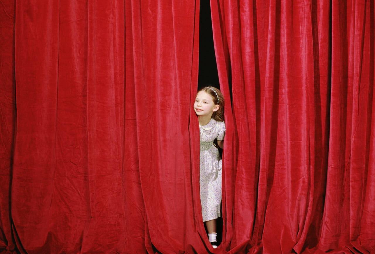 Помочь ребенку побороть страх сцены