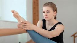 Опасность танца босиком